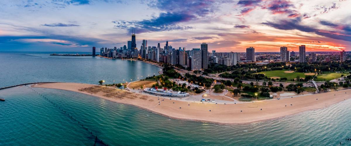 Chicago's using data to keep its public beaches clean
