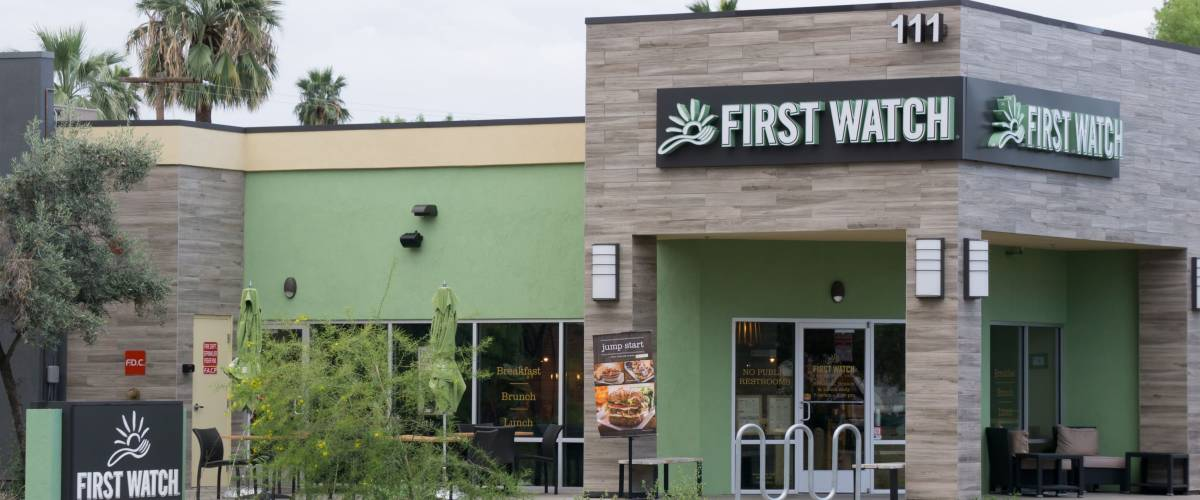 TEMPE, AZ, USA-March 23, 2017: First Watch Restaurant. First Watch is a restaurant chain focusing on breakfast and lunch service.