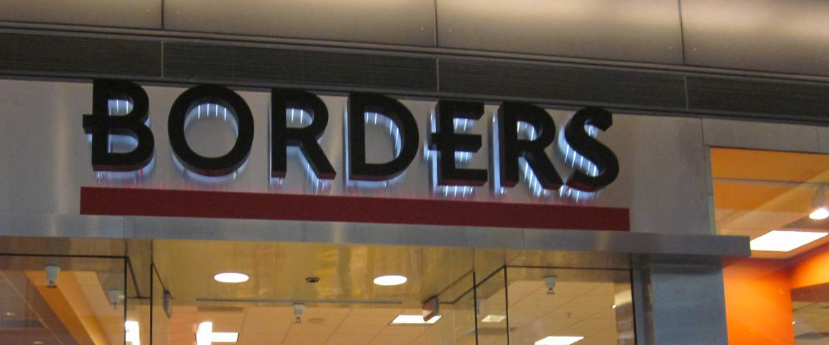 Borders Storefront