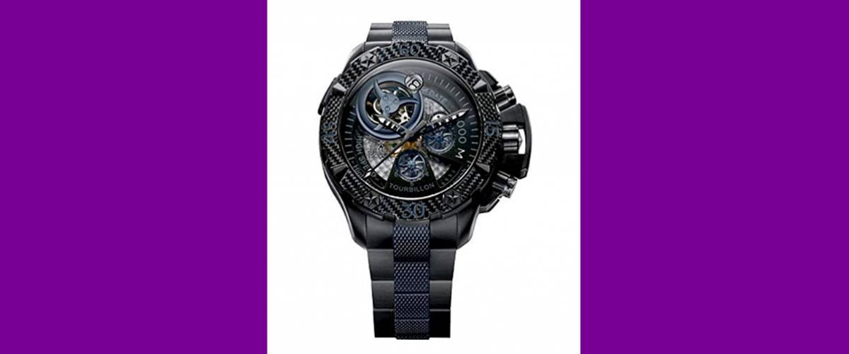 Zenith Men's Defy Xtreme Tourbillon Titanium Chronograph Watch