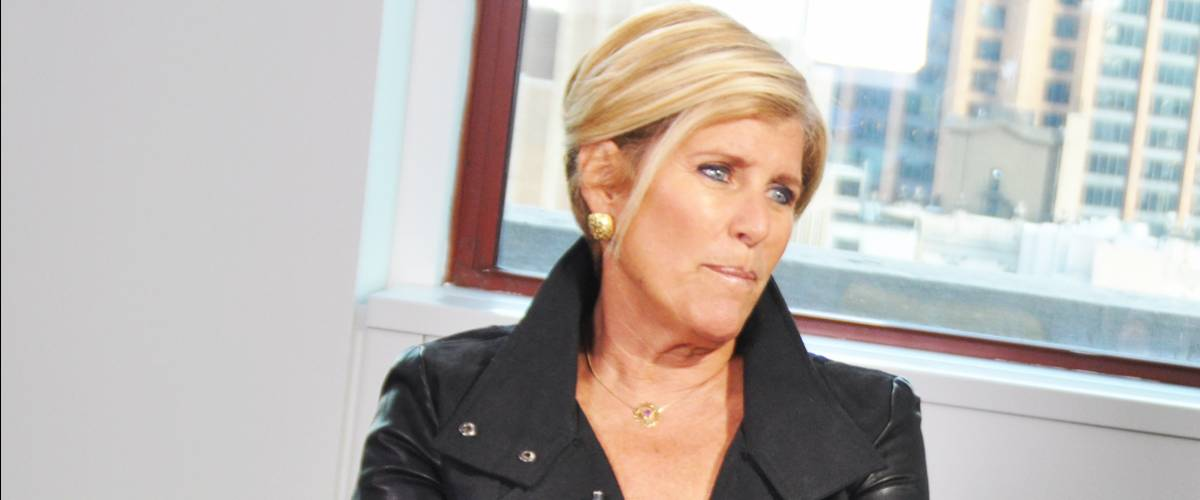 Suze Orman, LinkedIn Influencer Interview 2014