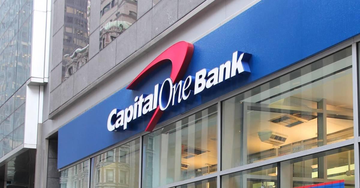 capital one bank deals