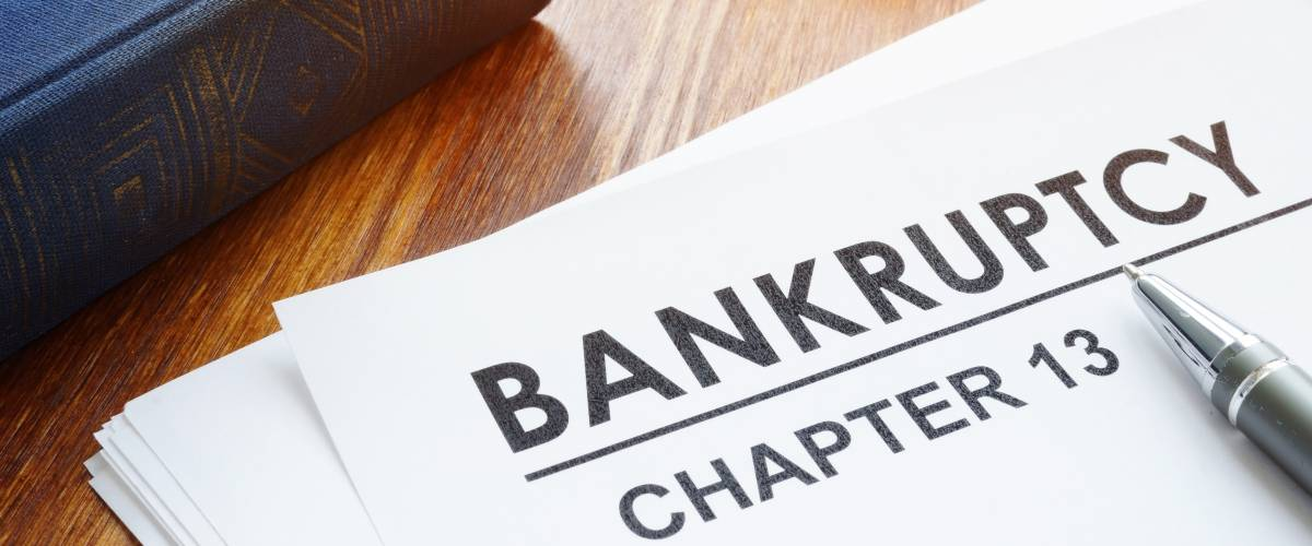 how long chapter 13 bankruptcy credit report