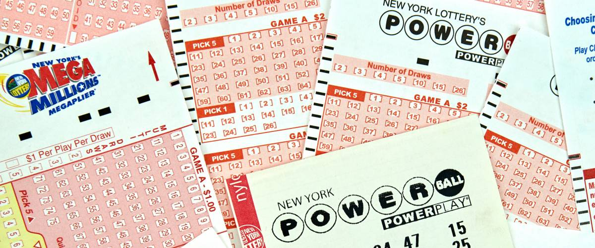 Tickets for Mega Millions, Powerball and other big lottery games