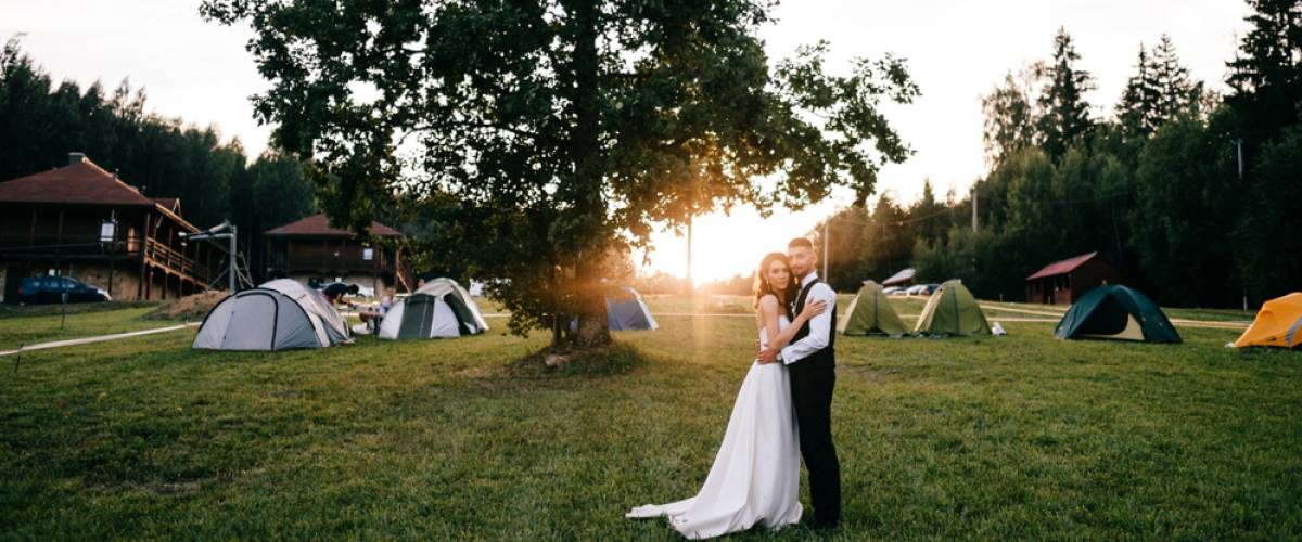 bride groom camp