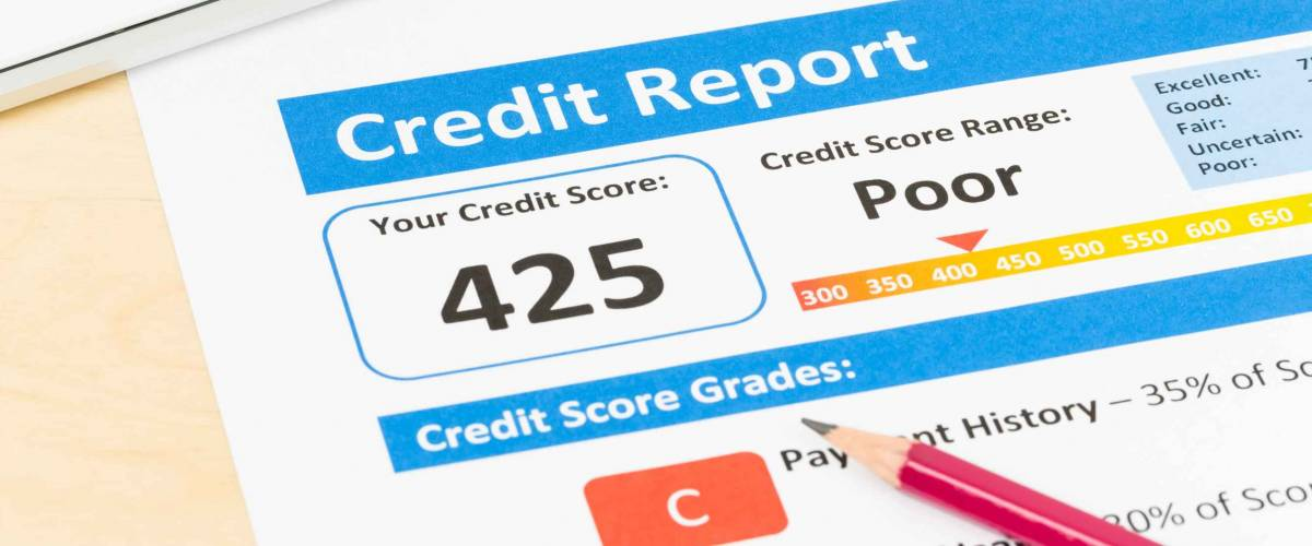 Missing payments could drop your credit score