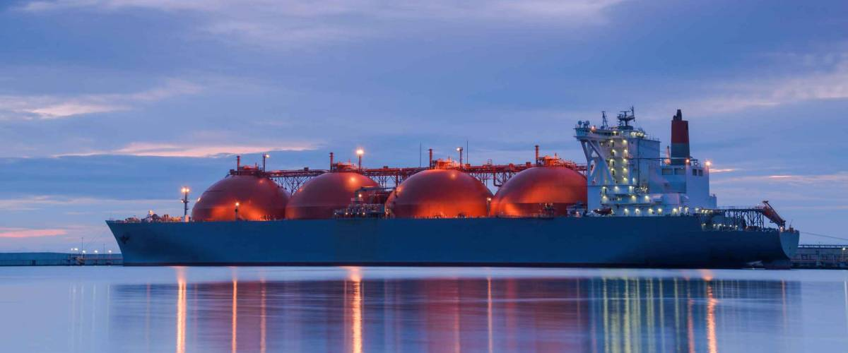 Industry funds invest in one specific industry, such as natural gas (seen here)