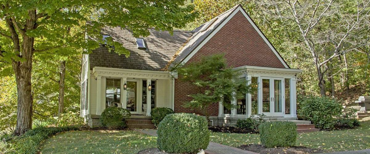 Home in Franklin, Tennessee, being sold by Nicole Kidman and Keith Urban