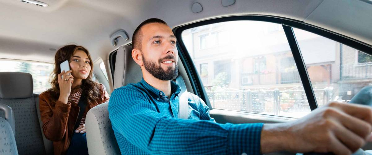 Most people have multiple income sources, including side gigs like driving for Uber