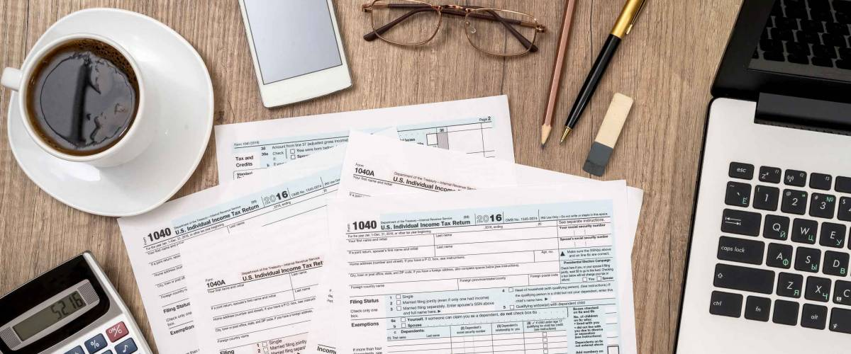 Use Form 1040 to report your total earnings