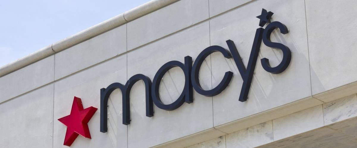 ccfa1f9fb84b79 Lafayette, IN - Circa July 2016: Macy's Department Store. Macy'?