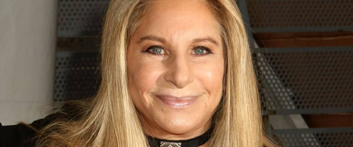 NEW YORK - April 29, 2017: Barbra Streisand attends