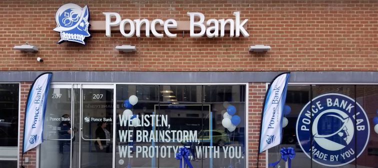Ponce Bank branch