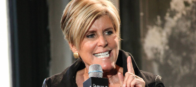Suze Orman Q&A at AOL Build Speaker Series, New York, America - 04 Nov 2014