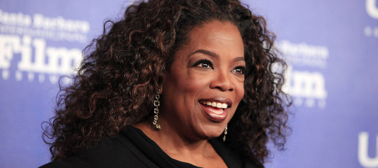 Oprah Winfrey at the 29th Santa Barbara International Film Festival Montecito Award at the Arlington Theater