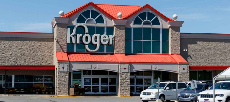 Kokomo - Circa September 2019: Kroger Supermarket. The Kroger Co. is One of the World's Largest Grocery Retailers IV