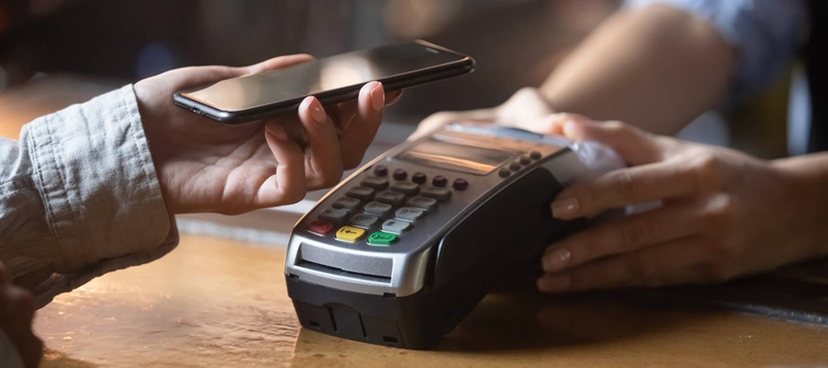 Cashless payment