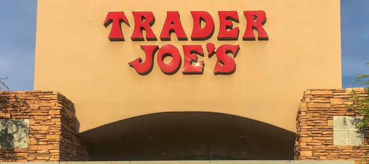 Scottsdale,Az,/USA - 7.19.18:  Trader Joe's is an American chain of grocery stores based in California, owned by a German private equity family trust.