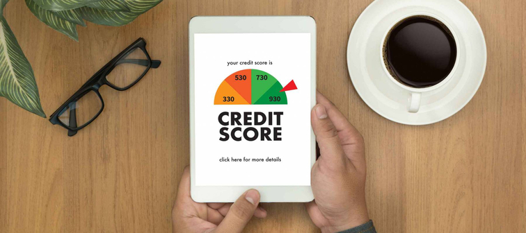 Building your credit score takes time - but the rewards are great